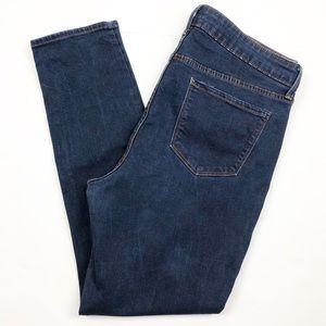 Old Navy Rock Star Jeans Dark Wash Size 16